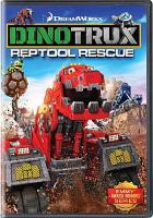Cover image for Dinotrux. Reptool rescue.