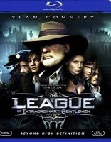 Cover image for The League of extraordinary gentlemen [Blu ray]
