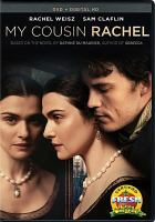 Cover image for My cousin Rachel