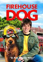 Cover image for Firehouse dog