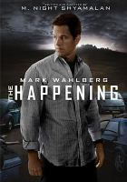 Cover image for The happening