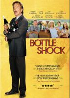 Cover image for Bottle shock
