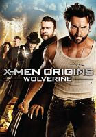 Cover image for X-Men origins. Wolverine