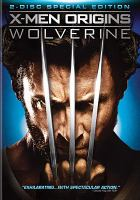 Cover image for X-Men origins. Wolverine