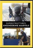 Cover image for Superstructures : engineering marvels
