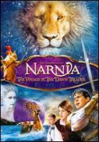Cover image for The chronicles of Narnia. The voyage of the dawn treader