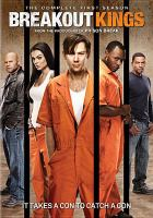 Cover image for Breakout kings. The complete first season