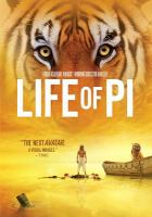 Cover image for Life of Pi