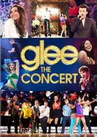 Cover image for Glee the concert