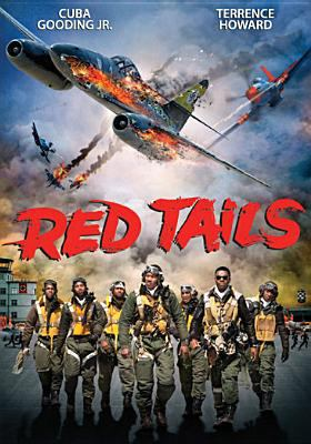 Cover image for Red tails