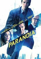 Cover image for Paranoia
