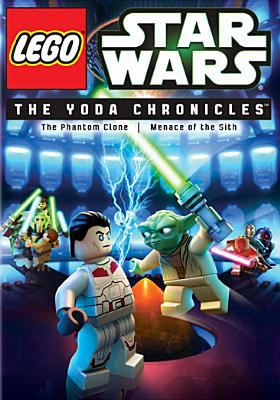 Cover image for LEGO Star wars. The Yoda chronicles