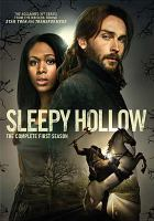 Cover image for Sleepy Hollow. The complete first season