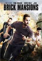 Cover image for Brick mansions