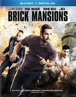Cover image for Brick mansions.