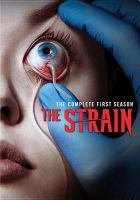 Cover image for The strain. The complete first season
