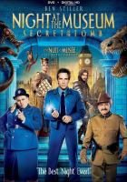 Cover image for Night at the museum. Secret of the tomb