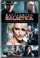 Cover image for Battlestar Galactica. The plan