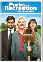 Cover image for Parks and recreation. Season one