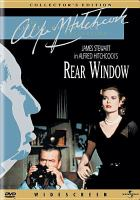 Cover image for Rear window