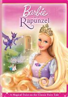 Cover image for Barbie as Rapunzel