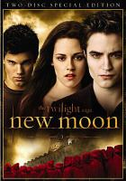 Cover image for The twilight saga. New moon