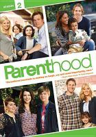Cover image for Parenthood. Season 2