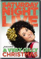 Cover image for Saturday night live presents a very Gilly Christmas