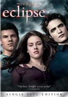 Cover image for The twilight saga. Eclipse