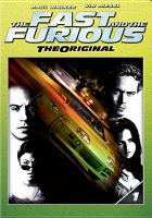 Cover image for Fast and the furious the original
