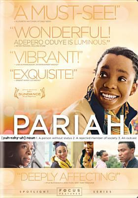 Cover image for Pariah
