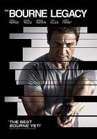Cover image for The Bourne legacy