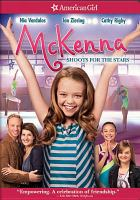 Cover image for American girl. McKenna shoots for the stars