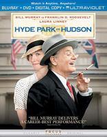 Cover image for Hyde Park on Hudson
