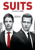 Cover image for Suits. Season two
