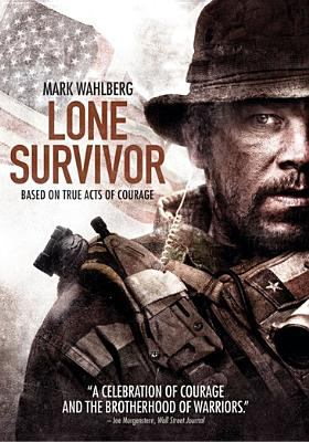 Cover image for Lone survivor