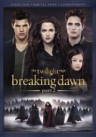 Cover image for The twilight saga. Breaking dawn. Part 2
