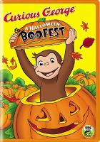 Cover image for Curious George. A Halloween boo fest.