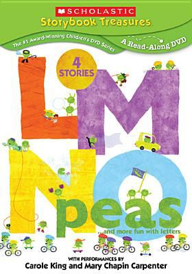 Cover image for LMNO peas-- and more fun with letters
