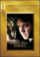 Cover image for A beautiful mind