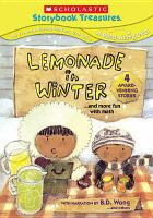 Cover image for Lemonade in winter-- and more fun with math