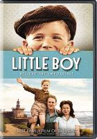 Cover image for Little boy