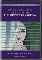 Cover image for The tale of the Princess Kaguya ; screenplay, Isao Takahata, Riko Sakaguchi ; producer, Yoshiaki Nishimura ; directed by Isao Takahata ; English-language screenplay adaptation, Mike Jones.