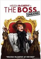 Cover image for The boss
