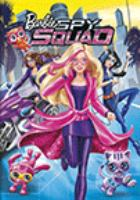 Cover image for Barbie, spy squad