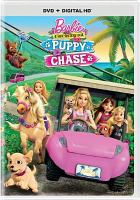 Cover image for Barbie & her sisters in a puppy chase.