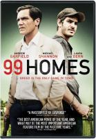 Cover image for 99 homes