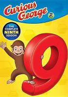 Cover image for Curious George. the complete ninth season