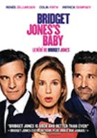 Cover image for Bridget Jones's baby