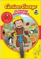 Cover image for Curious George. Outdoor adventures